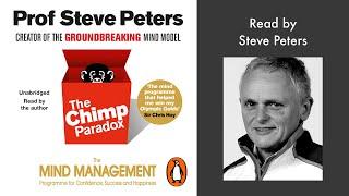 The Chimp Paradox by Prof Steve Peters   Read by Prof Steve Peters   Penguin Audiobooks