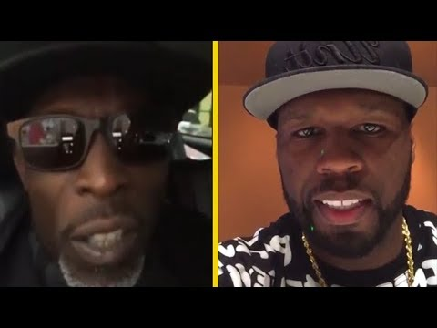 Michael K Williams Responds To 50 Cent Saying Jimmy Henchman Got Jumped!