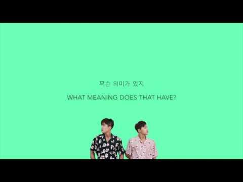 Homme (옴므)(Changmin & Lee Hyun) – 'Dilemma' (딜레마) [Han Eng lyrics]
