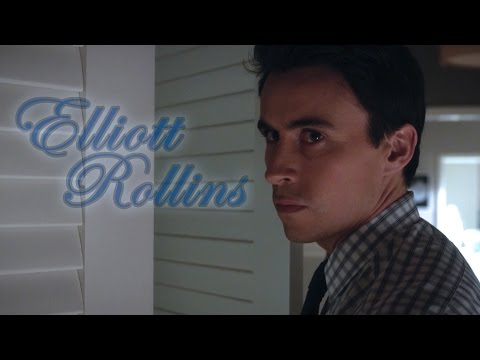 Elliott Rollins complication | Huw Collins | Pretty Little Liars