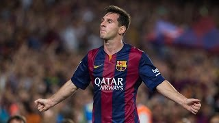 Lionel Messi   The Nights   2015 HD