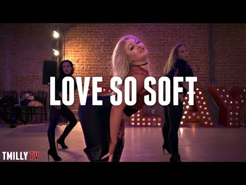 Kelly Clarkson - Love So Soft - Choreography by Marissa Heart | #TMillyTV