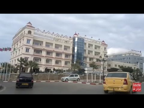 visite mostaganem Algérie 15 02 16 مستغانم الجزائر