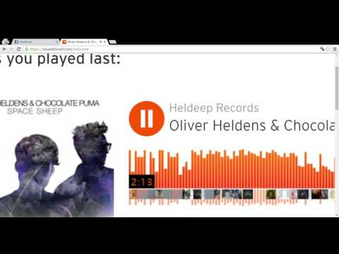 Oliver Heldens & Chocolate Puma - Space Sheep (Available May 2)