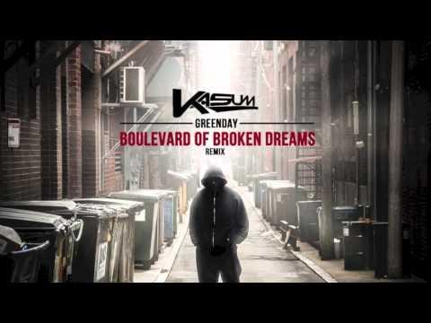 Green Day - Boulevard Of Broken Dreams (Kasum Dubstep Remix) [Free Download]