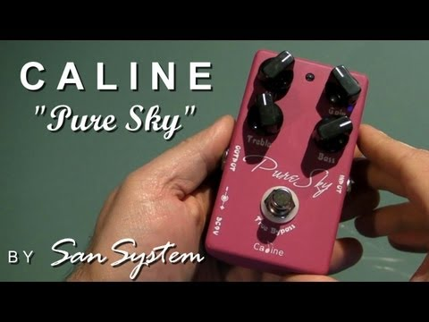 CALINE Pure Sky CP-12 ( Overdrive )