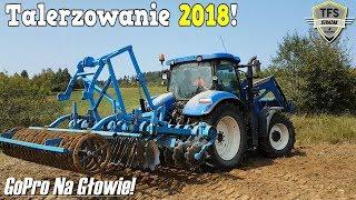Akcja Talerzowanie 2018! [VLOG] ★ Gospodarstwo Rolne! | TFS Strażak