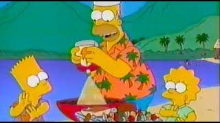 Les Simpsons - CC de Citron Commecial CCレモン シンプソンズ (MANQUANT à PARTIR de la VIDÉO)