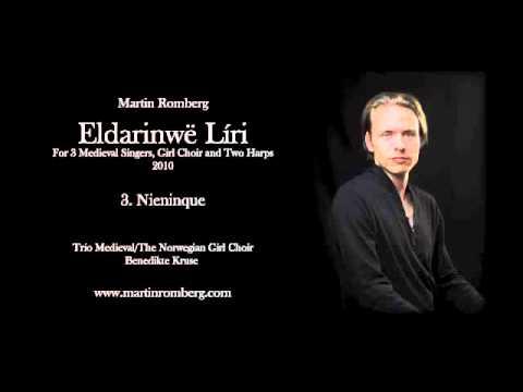 J.R.R. Tolkien, Choir Music, Nieninque