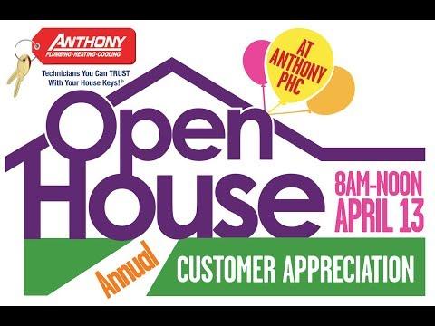 Anthony PHC Open House Customer Appreciation Event | Lenexa, KS