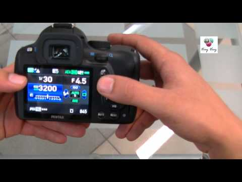 Видео обзор Зеркального фотоаппарата Pentax K-50.  VeryVery.ru