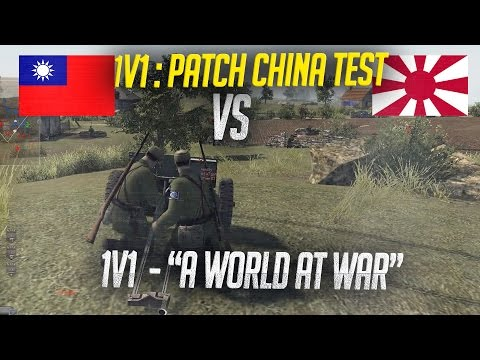 China 1v1 New Patch Test - Simers vs Handzy : Casual Cast