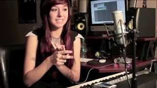 Christina Grimmie singing Titanium - David Guetta feat. Sia
