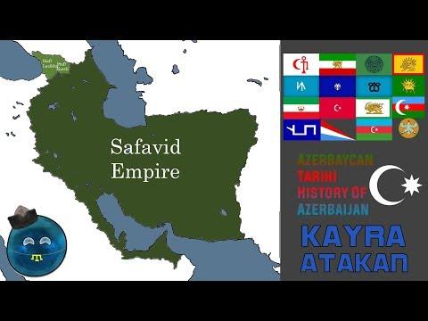 Azer Türkleri (Azerbaycan) Tarihi - History Of Azer Turks (Azerbaijan)