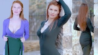 Curvy Girl Fall Fashion Henley Sweater Dress Try On Forever 21 Best Holiday Gifts