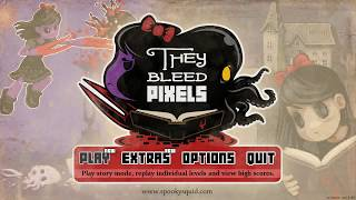 They Bleed Pixels [PC] Complete - This Game Makes Cuphead Look Easy
