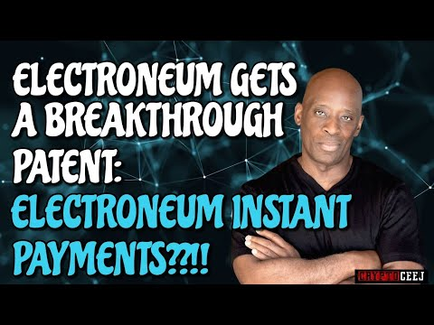 electroneum-gets-a-breakthrough-patent:-electroneum-instant-payments?!!!
