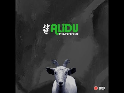 Ko-Jo Cue - Alidu (Lyric Video)