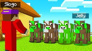 WHICH COW Is The REAL JELLY?! (Minecraft Guess Who)