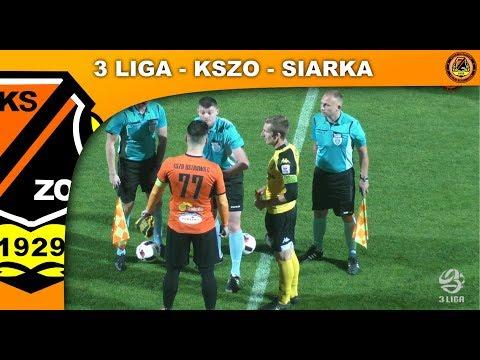 3L: KSZO Ostrowiec Św. - Siarka Tarnobrzeg (20.09.2019 R.)