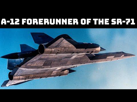 A12 the CIA Super Spy Plane | Collaboration with Uniform History