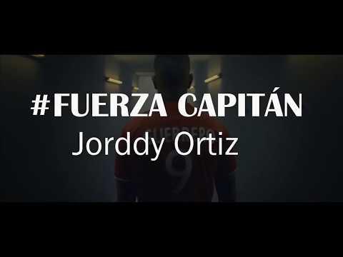 Fuerza Capitán (Canción escrita para Paolo Guerrero) - Jorddy Ortiz