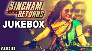 Singham Returns Full Audio Jukebox | Ajay Devgn | Kareena Kapoor Khan