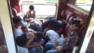 Sur la route des migrants 2 : Le rail vers la Serbie