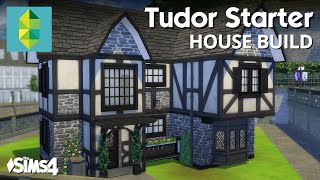 The Sims 4 House Building - Tudor Starter