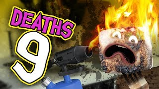 Annoying Orange DEATHS #9!!!