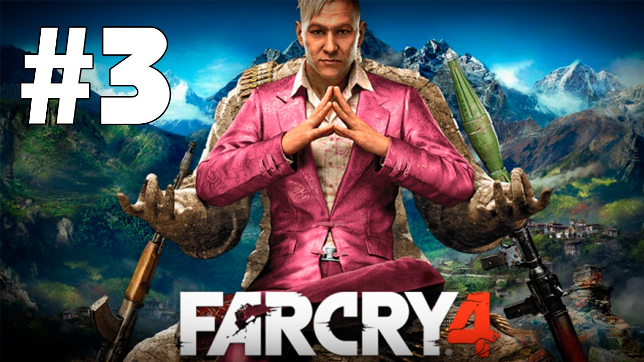 Far Cry 4 Полное Прохождение