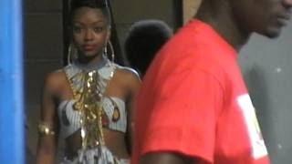 Grand défilé de mode Africaine by Estelle Jo, partie 1
