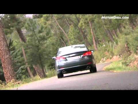 Hyundai i40 2011, caracter sticas generales