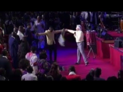 Benny Hinn - Marvelous Anointing in Ghana