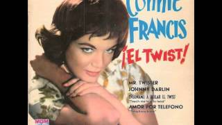 Watch Connie Francis Mr Twister video