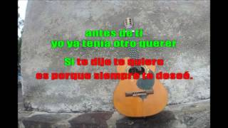 Quererte jamás Karaoke sierreño pista en Fa (Karaokes rancheros sierreños)