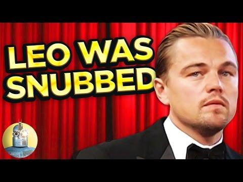 9 Times Leonardo DiCaprio Should Have Won An Oscar (Cinematica)