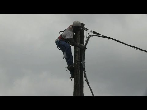 Kinshasa set to light up with electricity for first time
