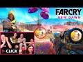 CLICK Plays the New Far Cry! feat. Muselk, Loserfruit, Crayator, BazzaGazza & Marcus