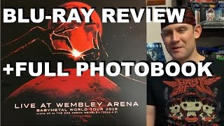 Babymetal Review Live At Wembley Arena The One Edition Blu-ray And Full Photobook