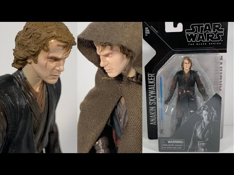 Star Wars Black Series Archive Anakin Skywalker Action Figure Review