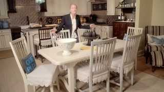 Paula Deen Home River House Kitchen Table By Universal Furniture