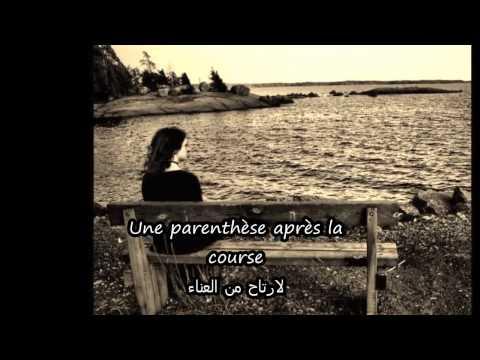 Céline Dion   Parler à mon père Lyrics +ترجÙ...Ø© بالعربية