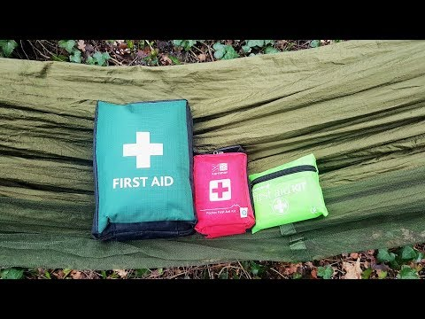 My 3 First Aid Kit System