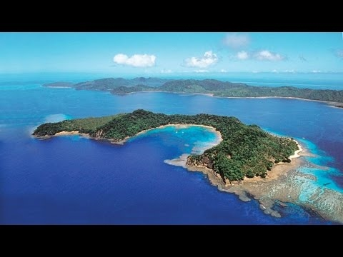 Beautiful Islands of Fiji - BBC Documentary 2016