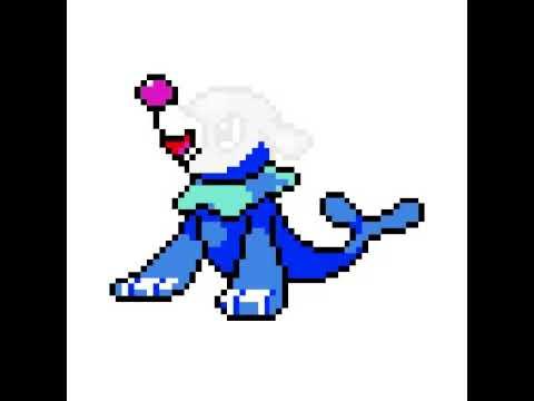Sandbox colouring pokemon