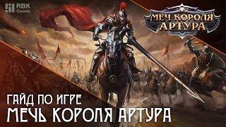 Меч короля Артура — Ковка снаряжения
