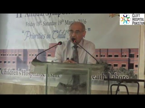 Speech on Vomiting in Children Hospital Lahore