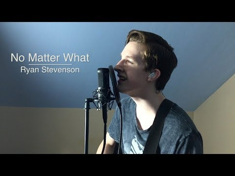 No Matter What - Ryan Stevenson (feat. Bart Millard) (Acoustic Cover)