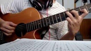 Buông Đôi Tay Nhau Ra (Sơn Tùng M-TP) - Acoustic guitar cover (Fingerstyle)